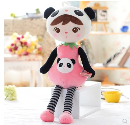 2018 New arrival 65cm and 85cm Cute Metoo <font><b>Doll</b></font> Cartoon Stuffed Animals Angela Plush Toys solf toy for children gift image