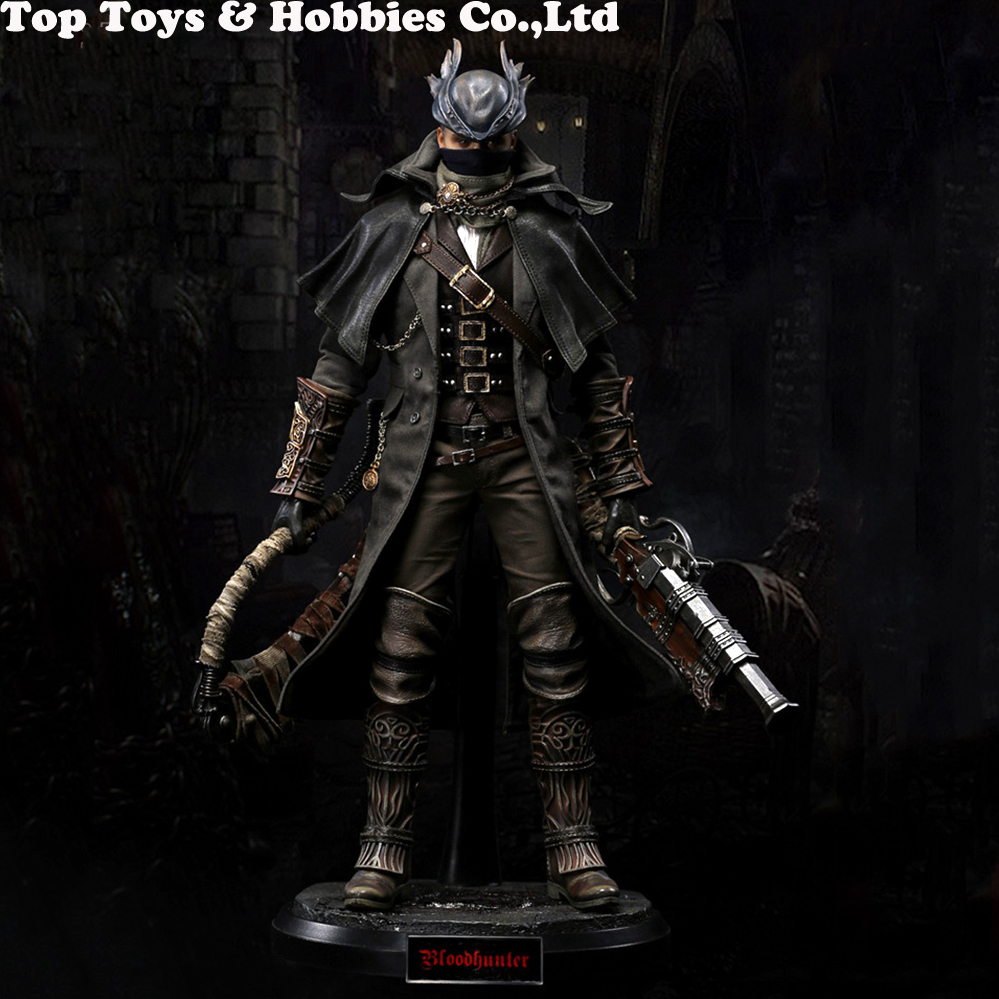 Collectible Figure full set VM 024 1 6 Scale VM024 Blood hunter Action Figure withHead Body Weapon figure doll Gift Toy in Action Toy Figures from Toys Hobbies