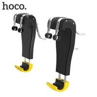 HOCO PUBG мобильный контроллер смартфон игровой триггер для PUBG геймпад шутер джойстик пожарная Кнопка для iPhone Android игровой коврик