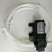 E121 spray cooling mist system