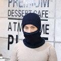 New Winter Warm Hat wool Windproof Face Mask bonnet Neck Helmet Beanies For Men Women Sports Thermal Fleece Balaclava cap