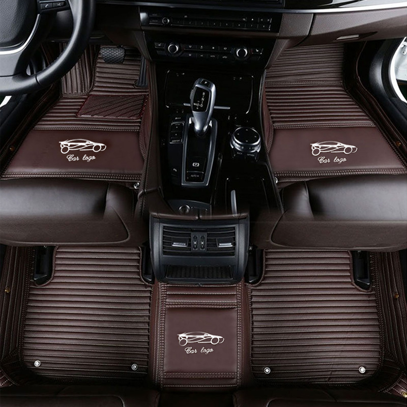 Custom fit car floor mats for mercedes benz a c w204 w205 for Mercedes benz e350 floor mats