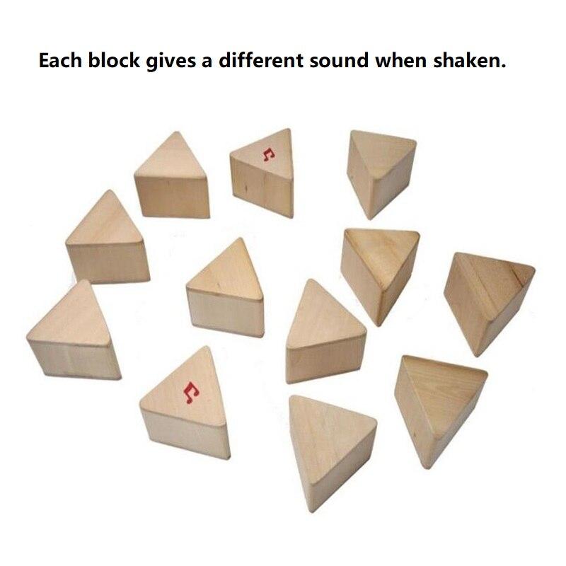 Fly AC jeu de mémoire en bois boll jouets jeux de Puzzle pour les tout-petits faire un Match pouvez-vous vous souvenir-jouets éducatifs Puzzle pour les enfants - 4