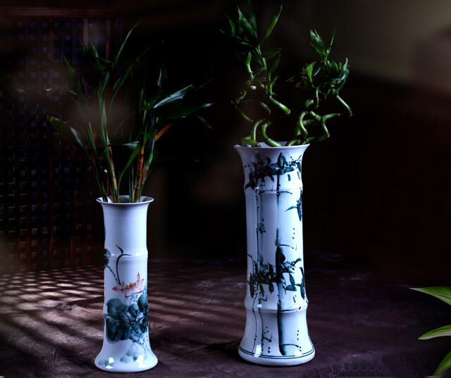 Buy Lucky Bamboo Vase And Get Free Shipping On Aliexpress Com