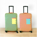 Cute Big Dot Suitcase Protective Cover for 20-28inch Cases,Luggage Cover,Travel Accessories