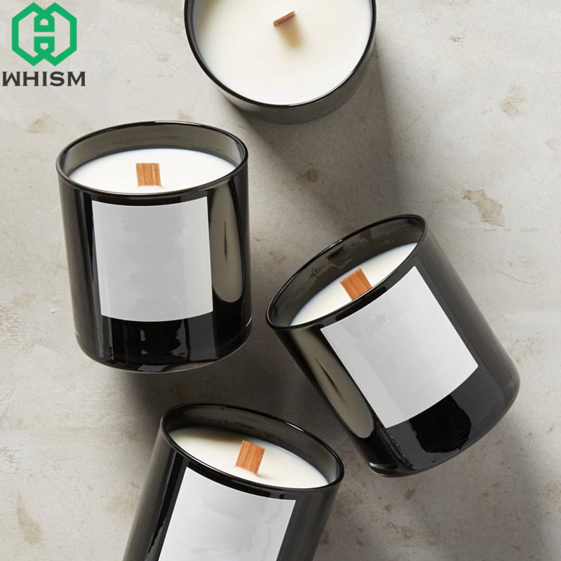 Wood Candle Wicks Diy: WHISM 10PCS Handmade Wood Candle Wicks DIY Candle Making