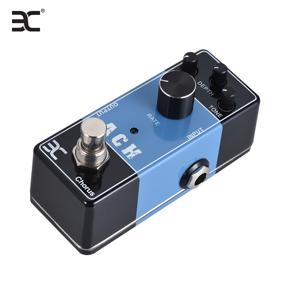 hot sale eno ex acoustic guitar effects pedal series ach chorus effect pedal full metal shell. Black Bedroom Furniture Sets. Home Design Ideas