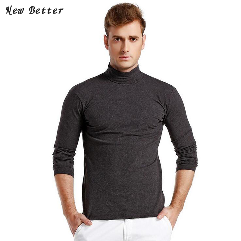 Popular mens thermal turtleneck buy cheap mens thermal for Turtle shirts for men