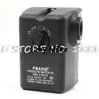 Optional Automatic Manual Operation Rotary Button Pressure Switch 0 55 0 8Mpa