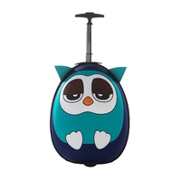 I Baby Zoo Little Kid And Toddler Travel Rolling Luggage OWL