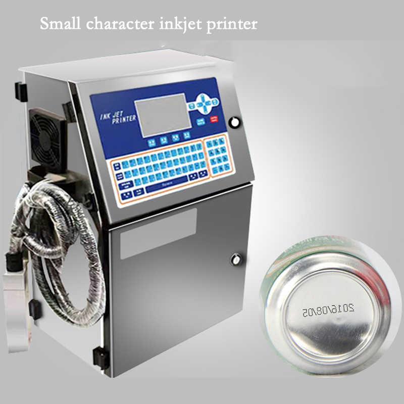 Spurt кодовая машина промышленный цифровой маленький персонаж автоматический струйный принтер