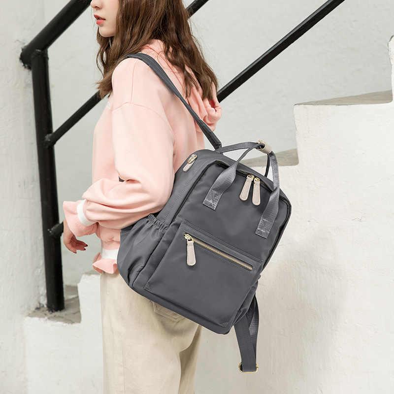 POMELOS рюкзак женский высококачественный непромокаемый тканевый дизайнерский рюкзак для женщин модный рюкзак женский рюкзак 2019