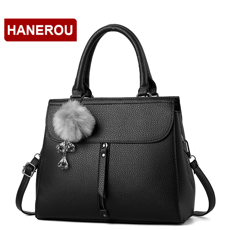 Women Leather Handbag Shoulder Bag Women's Tote Bag Women Messenger Bags Female Leather Crossbody Bags For Women Sac a Main patent leather handbag shoulder bag for women