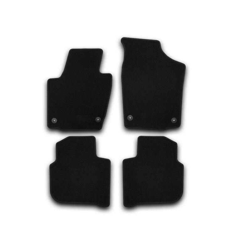 Mats in salon Klever Econom For SKODA Rapid 2012-> сед... 4 PCs (textile) tcrt5000 reflective infrared sensor photoelectric switches 10 pcs