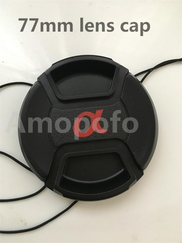 Nowość w sprzedaży dla obiektywu Sony AF 77 mm, zatrzasku z przodu - Aparat i zdjęcie