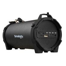 แบบพกพาลำโพง Bluetooth Soundbar ซับวูฟเฟอร์ลำโพงระบบวิทยุ FM เสียงเพลงกล่องคอมพิวเตอร์ Boombox caixa de SOM
