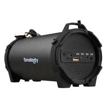 Портативный динамик Колонка Bluetooth Саундбар сабвуфер динамик с fm-приемником система музыкальная звуковая коробка компьютер BoomBox caixa de som