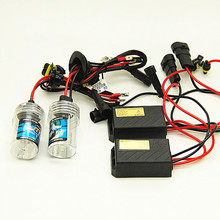 Мини комплект ксенонового балласта H7 H4 H1 H11 HID комплект 55 Вт Hid ксеноновая лампа H8 HB3 HB4 881 ксеноновая Hid для автомобильных фар 4300 K 6000 K 8000 K