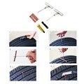 Горячая 6 Шт./компл. Полезная Автомобильный Велосипед Комплект для Ремонта Бескамерных Шин Прокол Шины Автомобиля Шины Подключите Repair Tool Kit Аксессуары