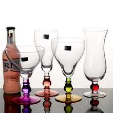KTV bar creative juice glass cup wine beer cold drink cocktail Home Furnishing  decoration