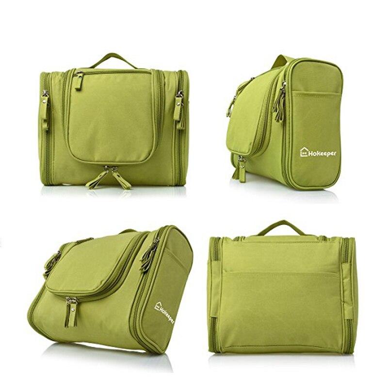 Hot Sell Waterproof Hanging Cosmetic Bag-Travel Cosmetic Makeup Bag For Women & Shaving Toiletry Kit Organizer Bag For Men