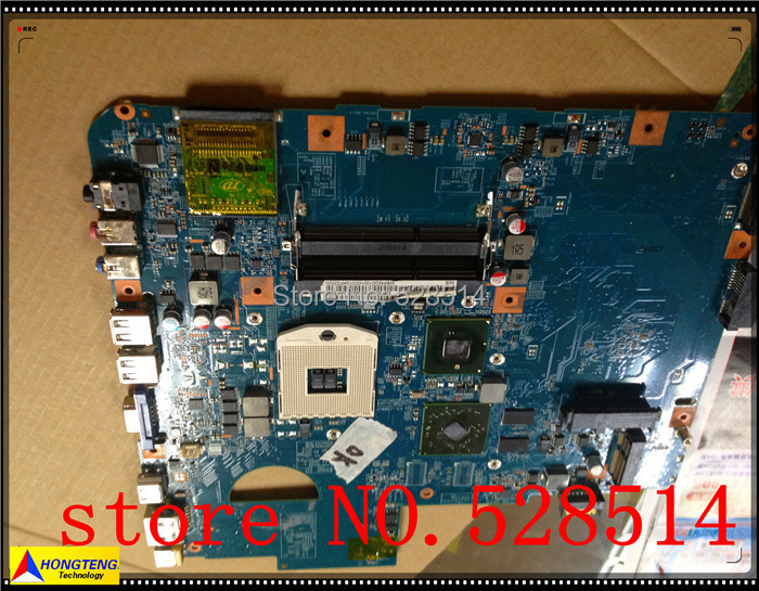 original Laptop motherboard for Acer Aspire 5740 5740G series mainboard MBPMG01001 48.4GD01.01M 100% Test ok