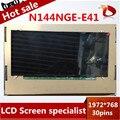 Envío gratis nuevo 14.4 pulgadas original n144nge-e41 pantalla lcd led para toshiba u840w u845w u800w u900