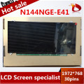 Free shipping Brand NEW 14.4 inch Original LED LCD Screen N144NGE-E41 For Toshiba U840W U845W U800W U900