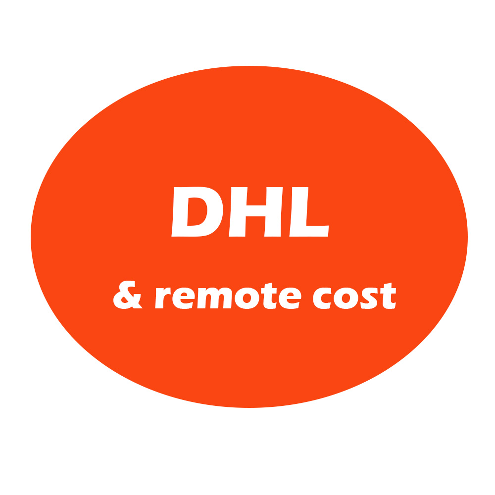 Buy Here: DHL Cost And DHL Remote Cost Please Buy Here On Aliexpress