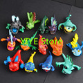 Slugterra Toys 14pcs/set Slugterra Evolution Transform Mini PVC Figures Doll Kids Boys Toys Gifts AD47