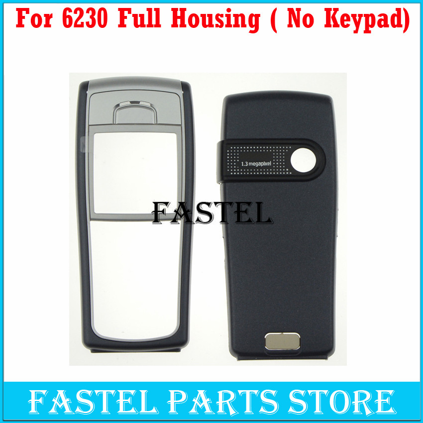 For <font><b>Nokia</b></font> <font><b>6230</b></font> High Quality New Full Complete Mobile Phone Housing Cover <font><b>Case</b></font> (No Keypad ) With tracking image