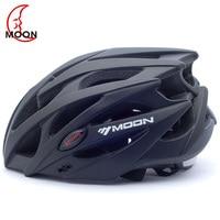 Lua marca esporte bicicleta ciclismo capacete ultraleve in-mold estrada montanha 25 aberturas de ar multi cores mtb capacete frete grátis
