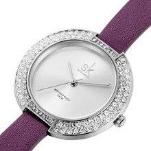 Women fashion diamond waterproof quartz watch leisure business ladies watch