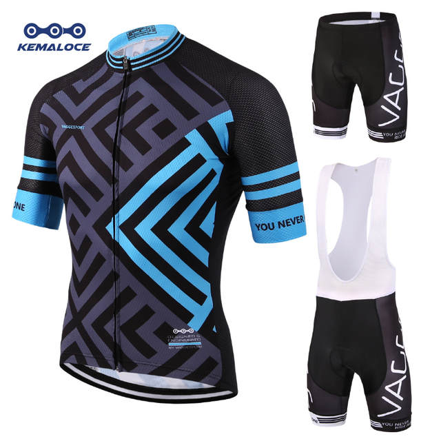 KEMALOCE Bike Team Pro Cycling Wear Ropa Ciclismo 2018 Mtb Bicycle Cycling  Clothing Summer Bike Clothes 9f0b99e8d