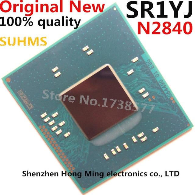 100% nowy N2840 SR1YJ BGA chipsetu