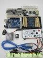Robotale starter kit com UNO R3 MEGA328P + 830 buracos Placa De Ensaio para arduino básico de usar o Arduino Frete Grátis