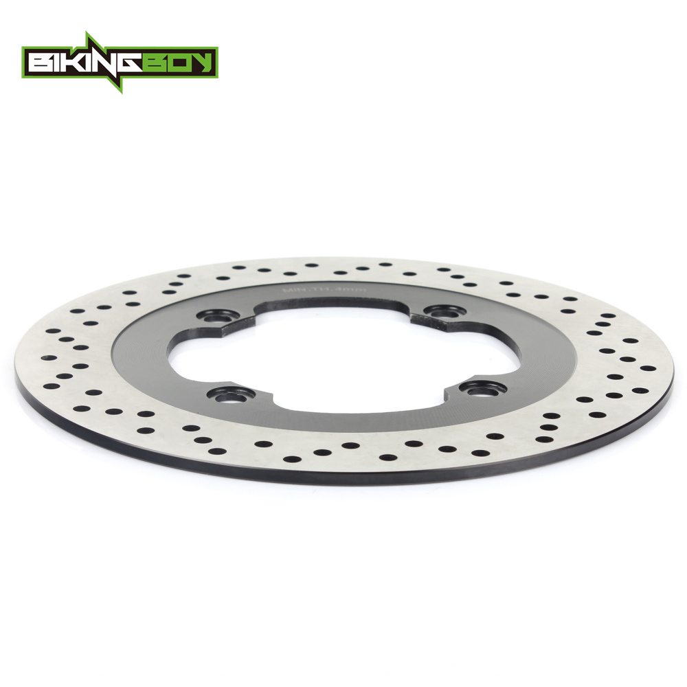 BIKINGBOY Rear Brake Disc Disk Rotor For HONDA CB 400 F2 F3 SF SuperFour 92 93