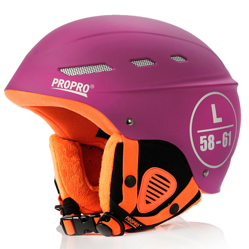 Pink  Ski Helmets Cover Motorcycle Skiing Helmets   Best Outdoor Safety  Helmet For Skiing  Snowboard Skating  Adult  Men Women brim skiing snowboard helmet adults winter safe skating cap bike motorcycle helmet suitable for 57 61cm head protector safe hats