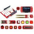 Elecrow Crowtail Starter Kit para Arduino Aprendizagem Versão Atualizada do Kit DIY Suíte Aprendizagem Com Caixa de Varejo Fabricante Arranque