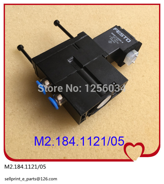 10 pieces FREE SHIPPING high quality heidelberg valve M2.184.1121 free shipping high quality red color abb gnt 6029183 p1 gnt6029183p1 heidelberg parts abb gnt 6029183 p1