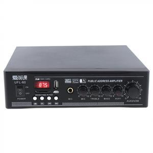 Image 4 - UFL 60 50 واط بلوتوث مكبر للصوت الضغط المستمر مع وظيفة تشغيل USB للحصول على نظام موسيقي الخلفية