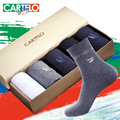 cartelo brand autumn warm men socks stockings male men cotton socks wicking business