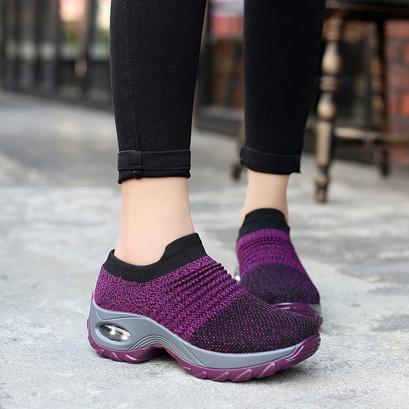 Planos Purple jujube gray 171 white Malla Transpirable Gray Nuevos Vuelo 2019 De Black Primavera light Madre Mujer black Cs Tela purple Zapatos black1 Ocasionales pTwnzqg
