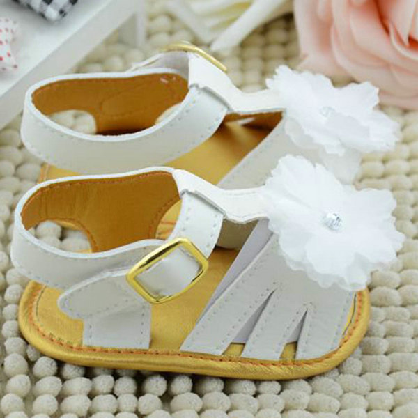 Baby-Girl-Summer-White-Flower-Infant-Soft-Sole-Princess-Shoes-Girls-First-Walkers-0-18-Months-SHM3-3