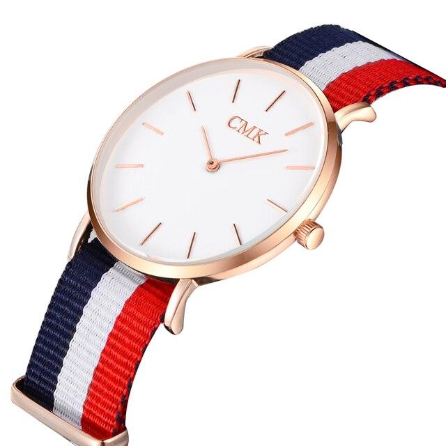 Genuine High-end Brands Minimalist Boutique Men's Watches High Quality Color Clo