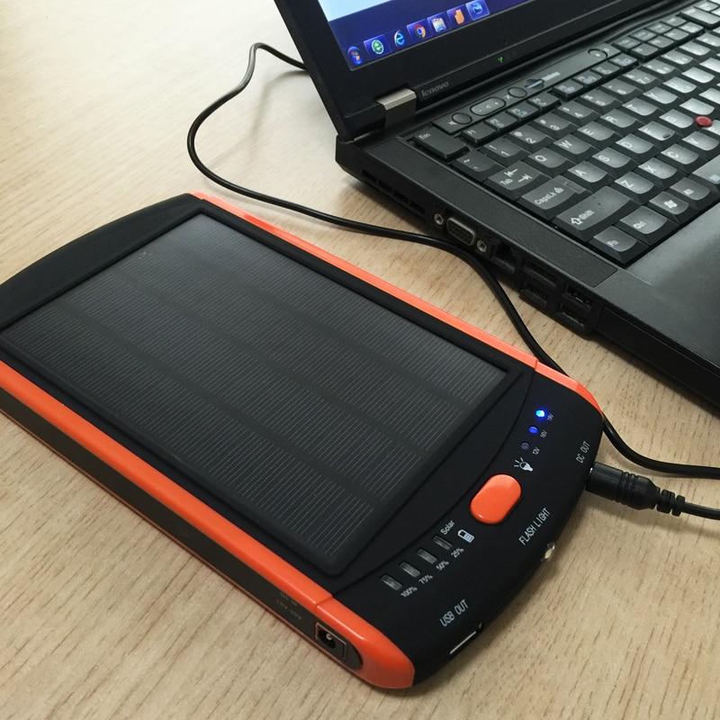 23000mAh <font><b>Charger</b></font> <font><b>Case</b></font> Laptop Backup Power Bank Large Capacity Solar External Battery 19V Solar Panel Powerbank <font><b>for</b></font> Xiaomi