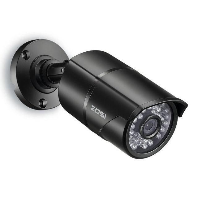 ZOSI CCTV Len módulo de cámara 1000TVL IR Cut Filtro de visión nocturna vídeo impermeable ventana bala cámara de vigilancia para DVR Kiit