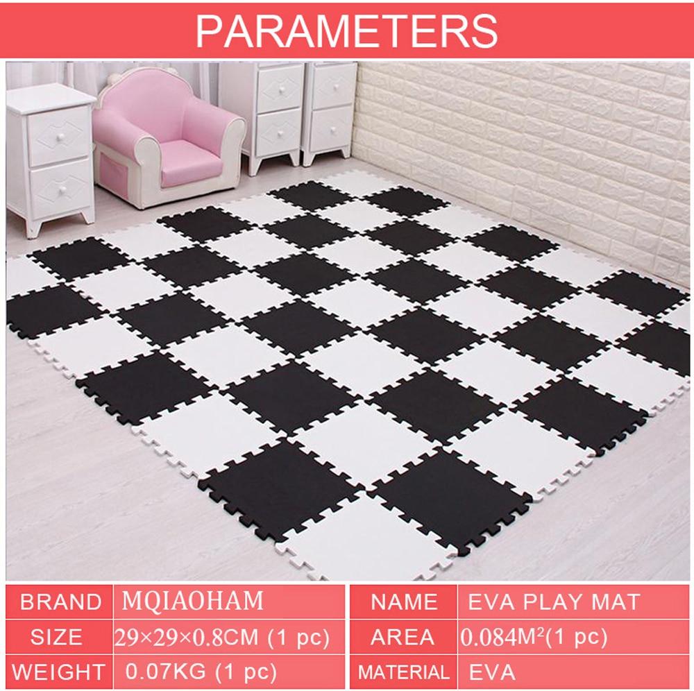 HTB13oB6fYZnBKNjSZFrq6yRLFXaa Newest 9/18pcs/set EVA Children's Foam Carpet Mosaic floor Puzzle Carpet Baby Play Mat Floor Developing Crawling Rugs Puzzle Mat