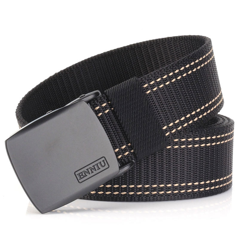 High Quality Canvas Belts For Jeans Men&Women Military Adjustable Tactical Belt Outdoor Sports Camping Belt