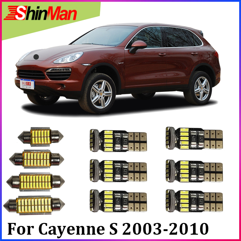 Worldwide delivery porsche cayenne 955 lights in NaBaRa Online